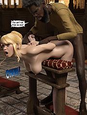 Catherine and Isaiah: Gonna cum so hard