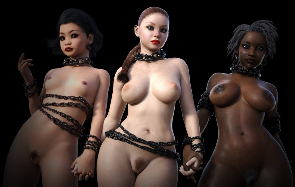 Ideal bodies for hot sex - The Chain Gang by Karmasou