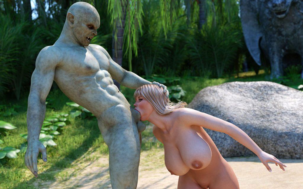 Sex toy on a desert island - Stacy by Blackadder