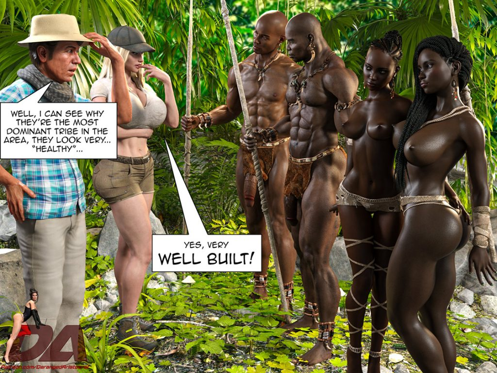 Yes, very well built - Anthropologist's dedication by Deranged Aristocrat (DA)