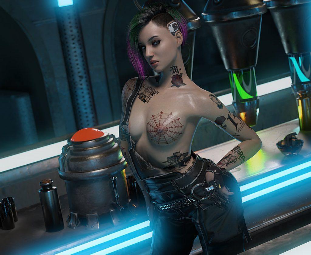 I wanna feel you spray in my ass - Judy Bar by Dark Lord